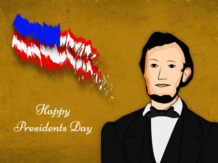 Presidents Day background