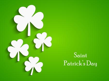 Illustration of background for St. Patricks Day Illustration