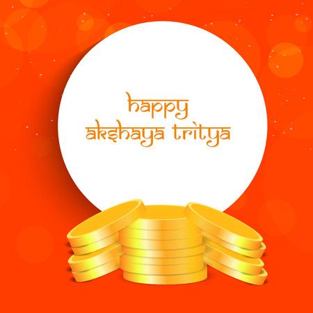 Illustration of background for Akshaya Tritiya