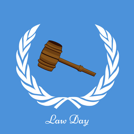 Law Day background