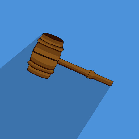 judgement day: Law Day background
