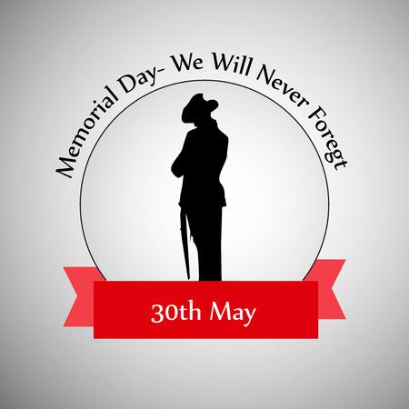 memorial cross: Fondo del Memorial Day
