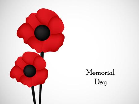 Memorial Day achtergrond