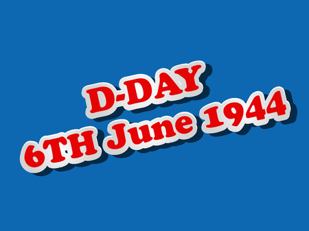 U.S.A D-Day background
