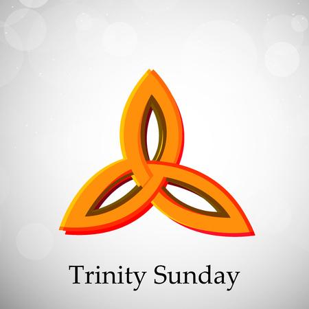 Trinity Sunday Background