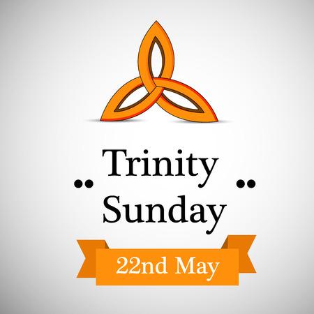 31st: Trinity Sunday Background Illustration