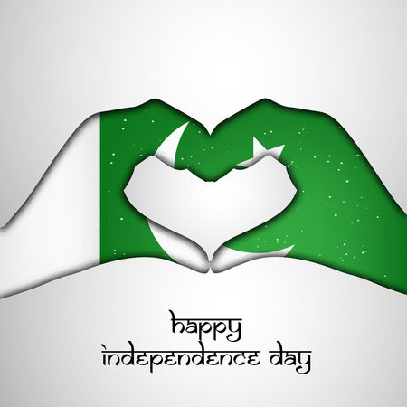 Illustration of Pakistan Independence Day Background Illustration