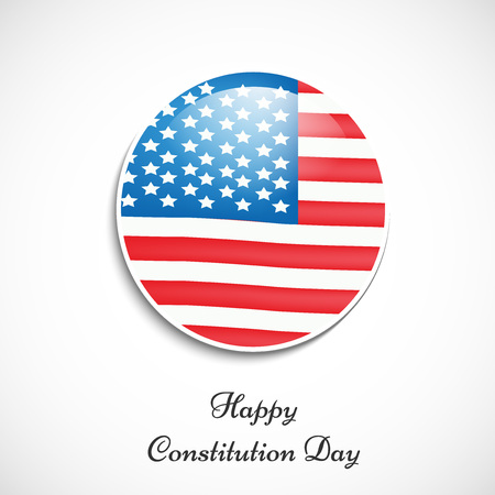 17: USA Constitution Day background