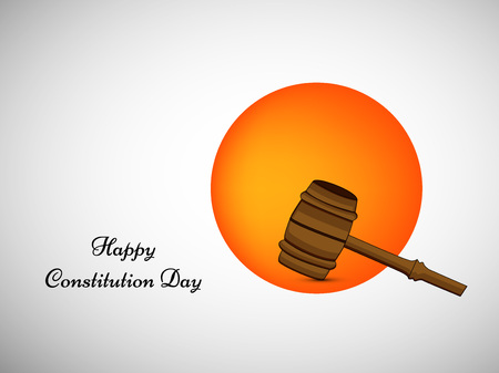 USA Constitution Day background