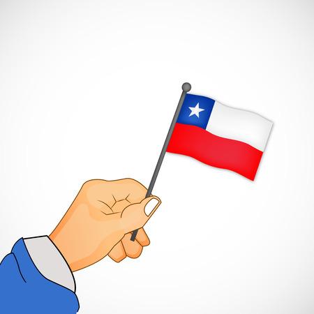bandera chilena: Chile Fiestas Patrias background