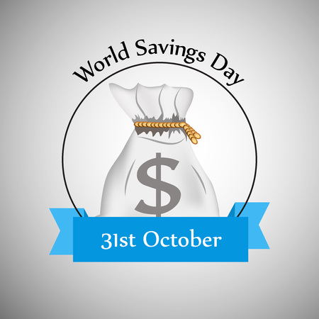 illustration of elements of World Saving Day Background Illustration