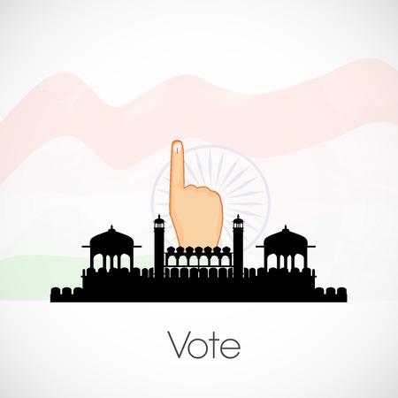 slip homme: Illustration de l'Inde Illustration