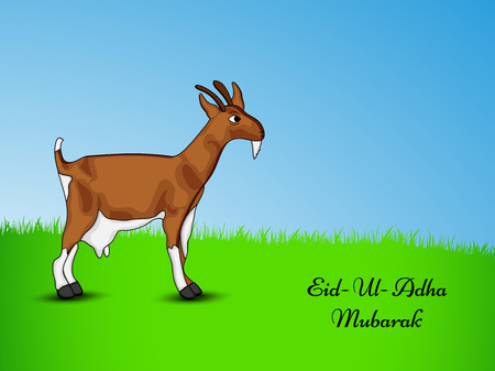 Eid background Ilustrace