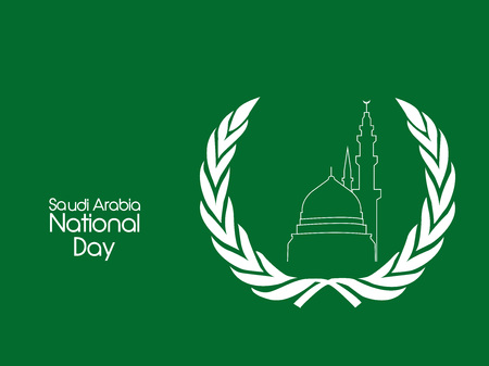 National day illustration. Illustration