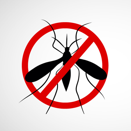illustration of World Malaria Day background