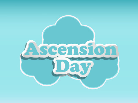 Illustration for Ascension Day