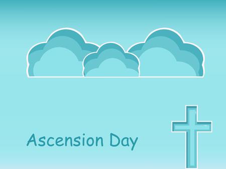 Illustration for Ascension Day