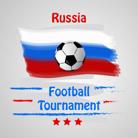 Soccer background Ilustração