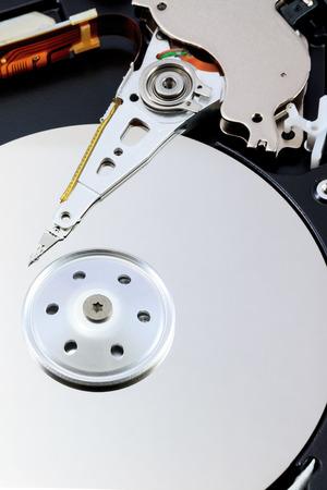 disk: Disassembled Hard Disk
