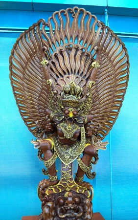 Garuda of Indonesia Stock Photo - 16522295