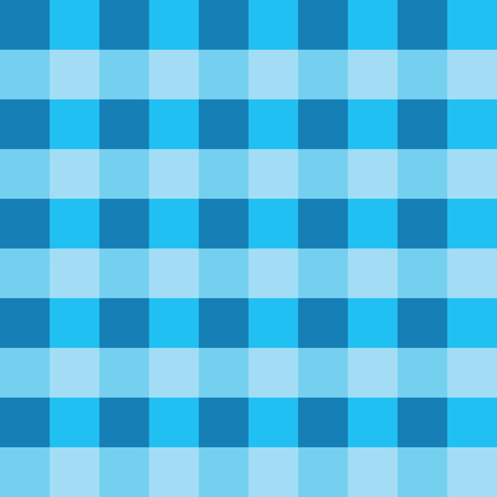 Merveilleux Blue Gingham Tablecloth Seamless Vector Background Pattern Design. Texture  From Rhombus Or Squares For Plaid