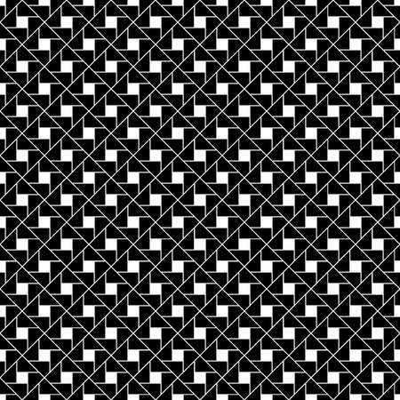 Geometric islamic seamless pattern. Tile vector background set