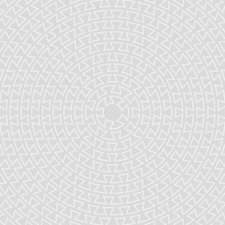 Greek key round pattern. Greek texture. Vector