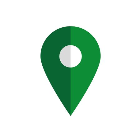 Placeholder flat symbol or location