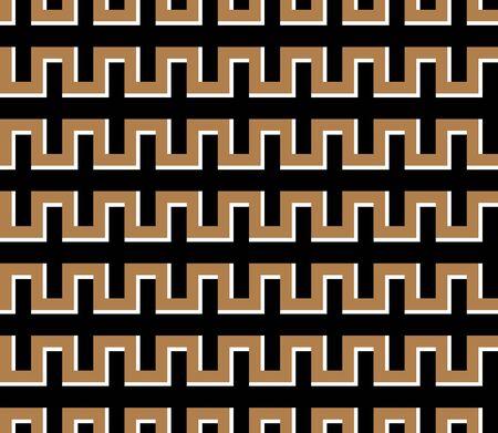 Greek key design. Seamless greek texture pattern. Illusztráció