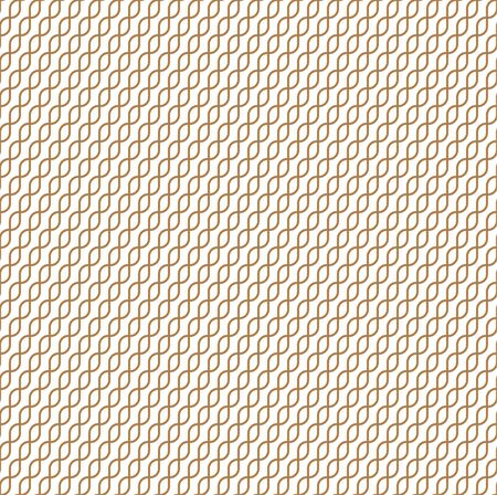 Greek waves round chain seamless vector pattern 向量圖像
