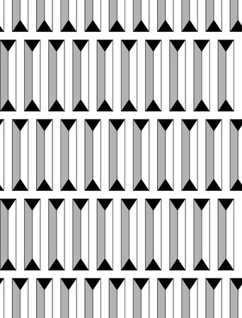 Antique repeat greek column vector seamless pattern. Typical egyptian, assyrian and greek motives pattern.