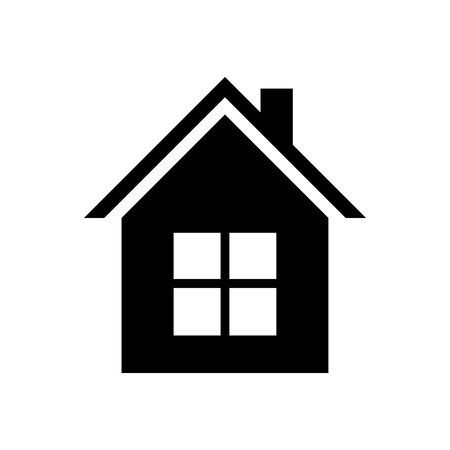 House icon Vector simple flat symbol