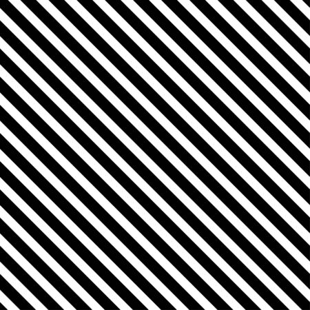 Black and white diagonal stripes Banque d'images - 138374073
