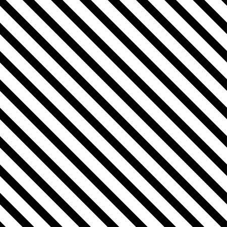Black and white diagonal stripes Reklamní fotografie - 138374070
