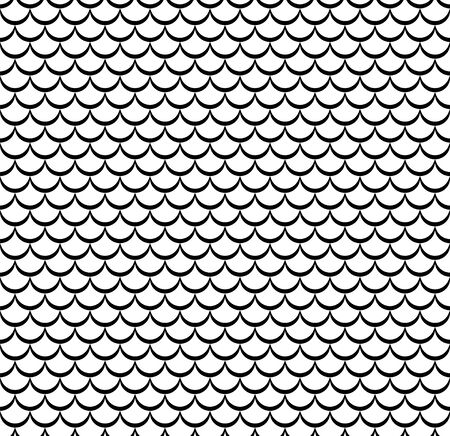 Waves lines design elements pattern chinese style Vecteurs