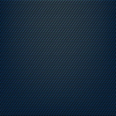 Geometric modern vector with dark denim pattern. Illustration of dark blue jeans cloth.