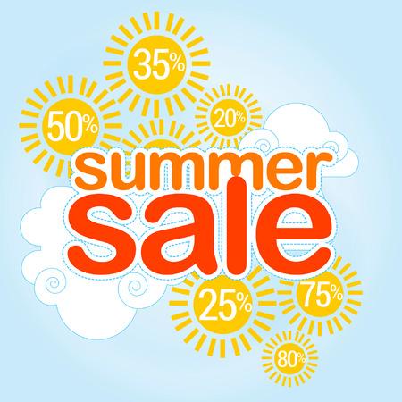 Summer Sale, Summer discounts, rebates