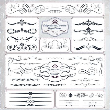 kalli dekorative elemente im format. ideal für die kreative, Einladung