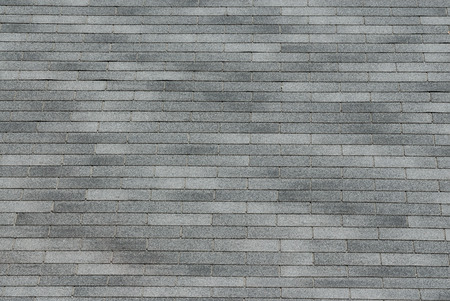 asphalt shingles: Grey shingle background texture