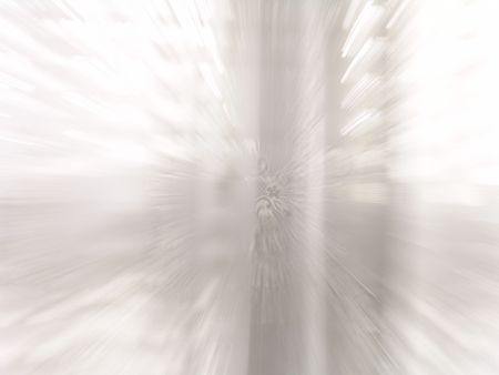 zooming: Bright White Window Zooming In Action                                Stock Photo