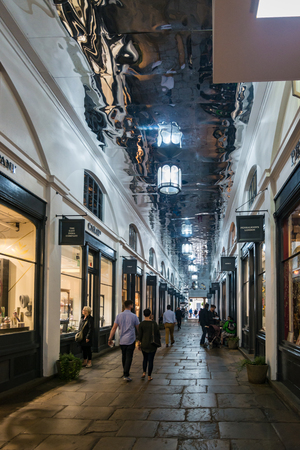 Covent Garden in London Editorial