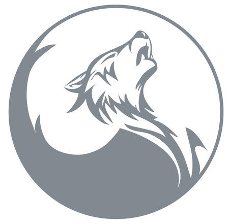 гребень: Вой волка Иллюстрация