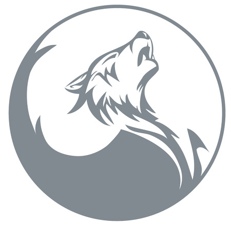 울부 짖는 늑대