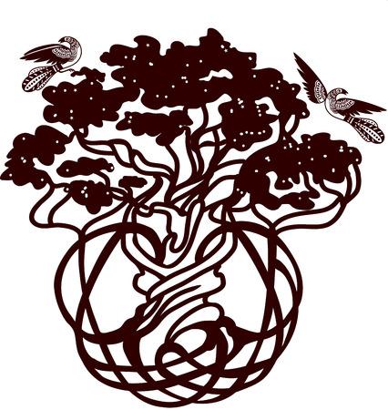 ancestors: Cosmogonic Tree