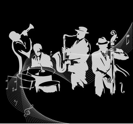 the musician: Jazz musicians