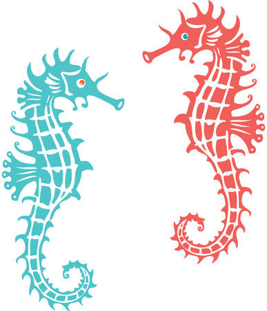 Seahorse Stockfoto - 34199037