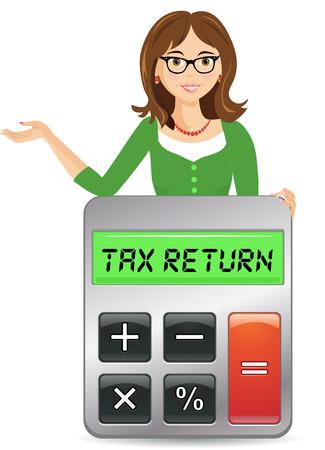tax accountant: Accountant Tax Return Services