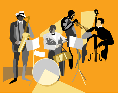 quartet: Jazz Musicians