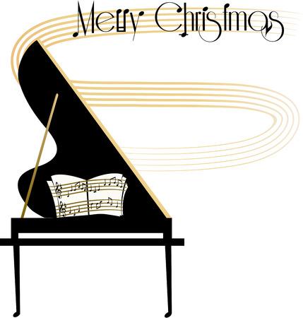 Christmas concert announcement