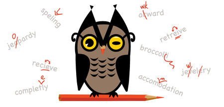 Owl proofreading
